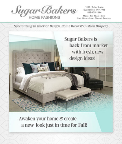 Sugar Bakers Home Fashions Eblasts