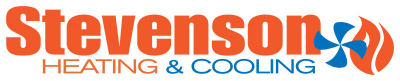 Stevenson Heating & Cooling Logo