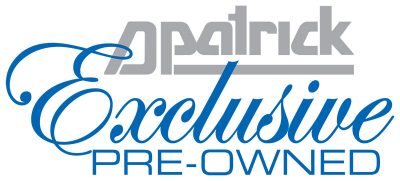 D-Patrick Exclusive Pre-Owned Logo