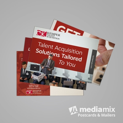 Kemper Talent Acquisition Business Cards