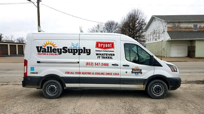 Valley Supply Vans
