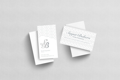 Sugar Bakers Business Cards