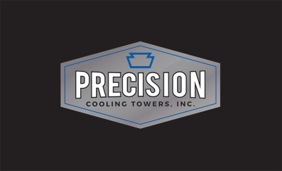 Precision Cooling Towers Business Card