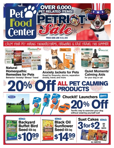 Pet Food Center Coupons